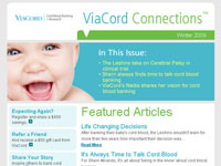 ViaCord Winter 2009 Newsletter